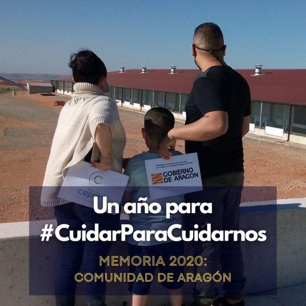 Memoria 2020 - Aragón