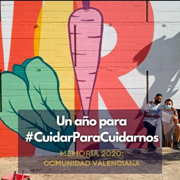 Memoria 2020 - C. Valenciana