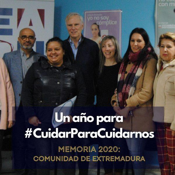 Memoria 2020 - Extremadura