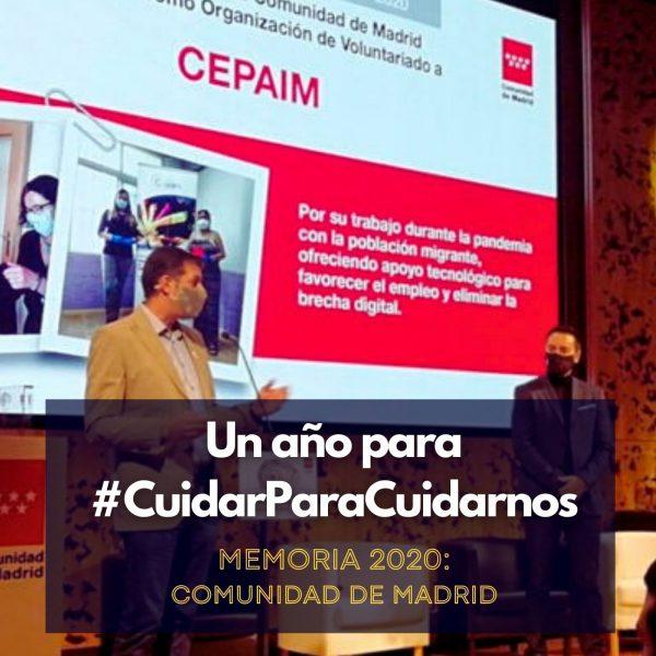 Memoria 2020 - Madrid