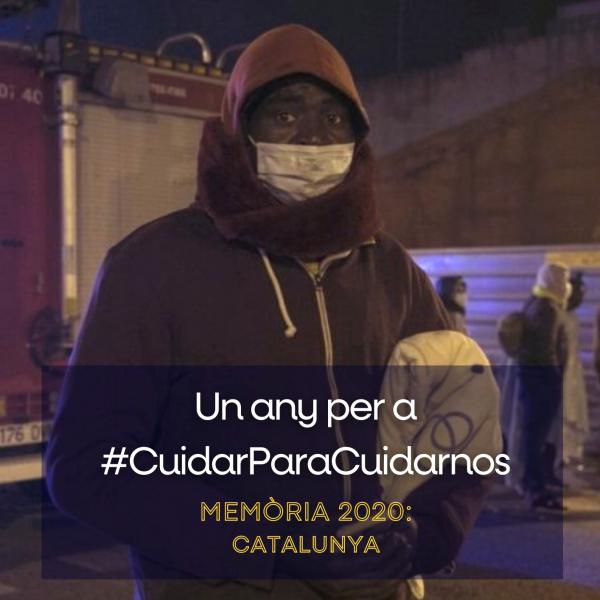 portada Memòries Catalunya 2020